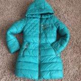 Куртка зимняя 146 размер, для девочки