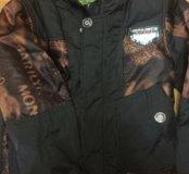 Куртка Бу в хорошем состоянии