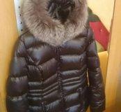 Куртка женская (пуховик).