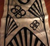 Шелковый платок «Baileys» от Ольги Куриленко.