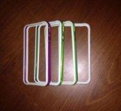 Бамперы для iPhone 4/4s