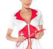 Маскарадный костюм медсестры