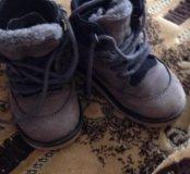Зимние ботиночки zarra