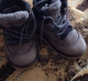 ботиночки zarra