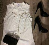 Блуза и сумка