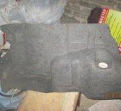 Обшивка багажника левая рено симбол 1 фаза