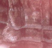 Шубка-куртка на кулиске