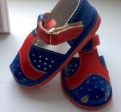 Новые сандалики, 23 р-р