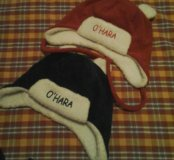 Новые зимние шапки фирмы охара