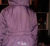 Куртка демисезон с Дашей путешественницей