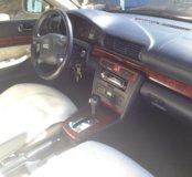 Audi A4 рестайлинг