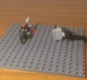 Самодельные пулемьоты Лего