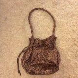 Объемная сумка мешок