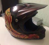 Шлем Fox v3 pilot