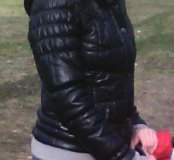 Модная тёплая курточка