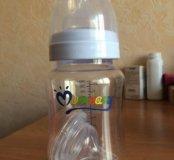 Бутылка + пустышка