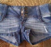 """Летние джинсовые шорты """"Gloria Jeans"""""""