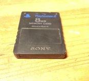 PS 2 memory card