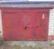 Кирпичный гараж, 21м²