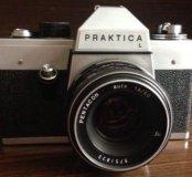 Фотоаппарат pentacon Praktica L Зеркал.пленочный