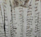 Полушубок норковый