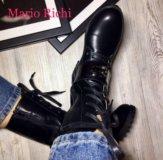 Ботинки крутые зима