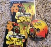 Продам игру Undead Nightmare от PS 3