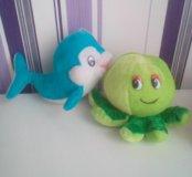 Две игрушки