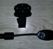 Fm-трансмиттер с пультом на руле