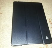 Чехол книжка Jisoncase для iPad Air ( кожаный )