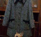 Пальто женское 48-52 размер