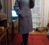 Пальто осеннее 50-52 размер