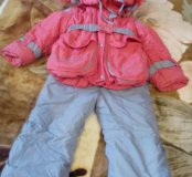 Зимняя детская одежда