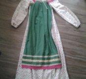 Сарафан / платье в русском народном стиле
