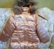 Пальто финское пуховое