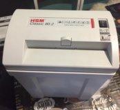 Уничтожитель бумаги HSM 80.2