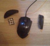 Игровая мышь oklick hunter