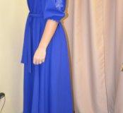 Платье синее,красное,черное