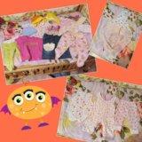 Вещи на девочку от рождения до 1,5-2,0 лет и гамак