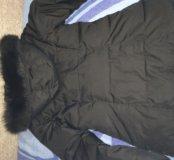 Куртка на зиму 46-48 р.