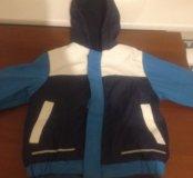 Куртка осень непромокайка
