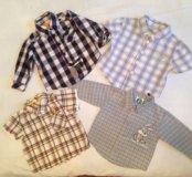 Рубашки 68-74