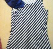 Блузка новая в полоску