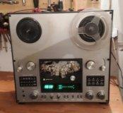 Катушечные магнитофоны. Олимп, Электроника, Орбита
