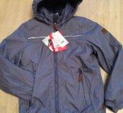 Новая демисезонная куртка reima