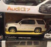 Машинка на радиоуправлении Cadillac escalade