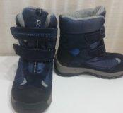 Ботинки зимние Reima kinos