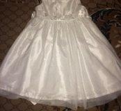Платье состояние новое