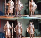 Солдатики Киндер Монголы