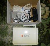 Wi Fi роутер upvel UR-344AN4G